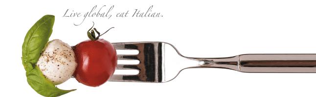 Live global, eat Italian