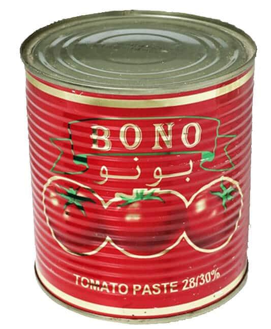 Tomato Paste Bono 400g 800g 2.200g